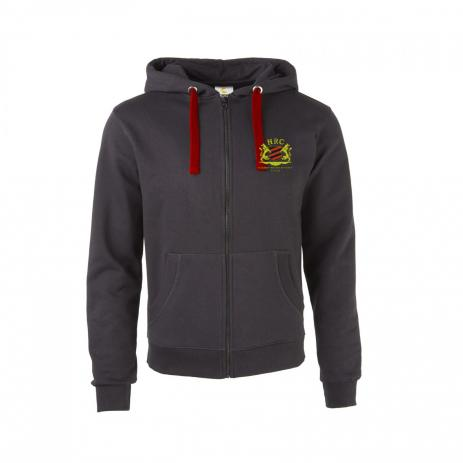 HRC Green-Line Hooded Sweatjacket