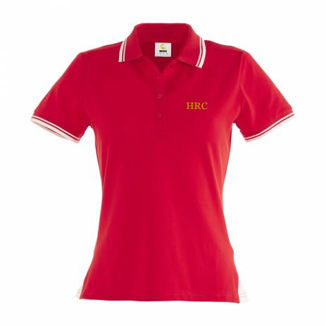 CORE Poloshirt Contrast Ladies